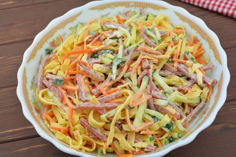 Морковные блинчики пошаговый рецепт