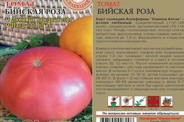 Томат чайная роза: отзывы, фото, урожайность | tomatland.ru