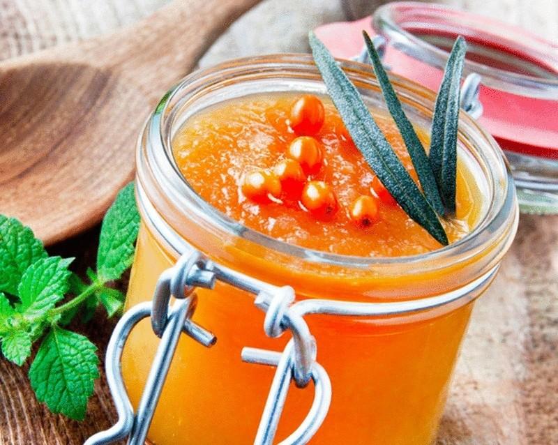 Облепиха с сахаром на зиму без варки — 10 простых и вкусных рецептов
