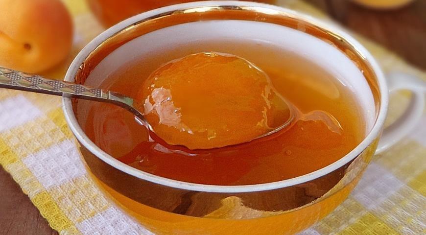 Как сварить варенье из абрикосов без косточек на зиму? рецепты густого абрикосового варенья