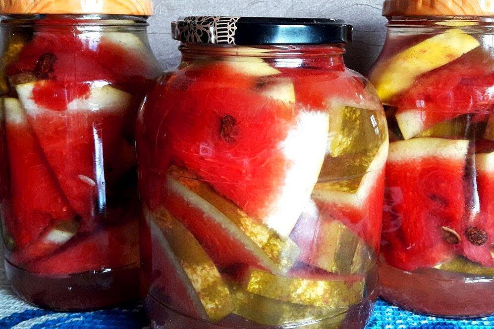 Как засолить арбузы в банках на зиму: рецепты маринованных, соленых и консервированных