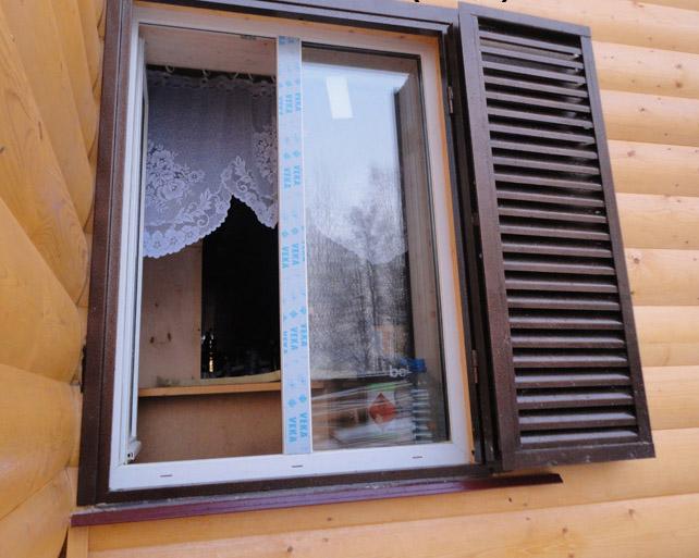 Установка пластиковых окон в деревянном доме (40 фото): как установить, особенности монтажа конструкций из пвх
