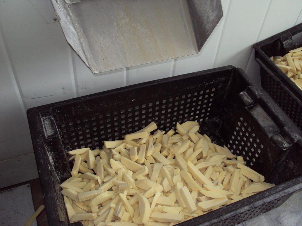 Подмороженный картофель... можно исправить
