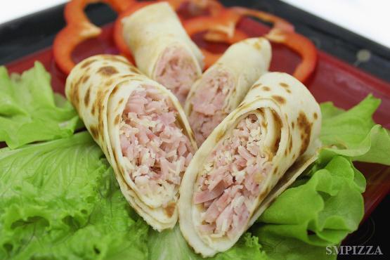 Блинчики с ветчиной и сыром: пошаговый рецепт с фото и видео, калорийность, вкусные добавки к начинке, в том числе помидоры и грибы