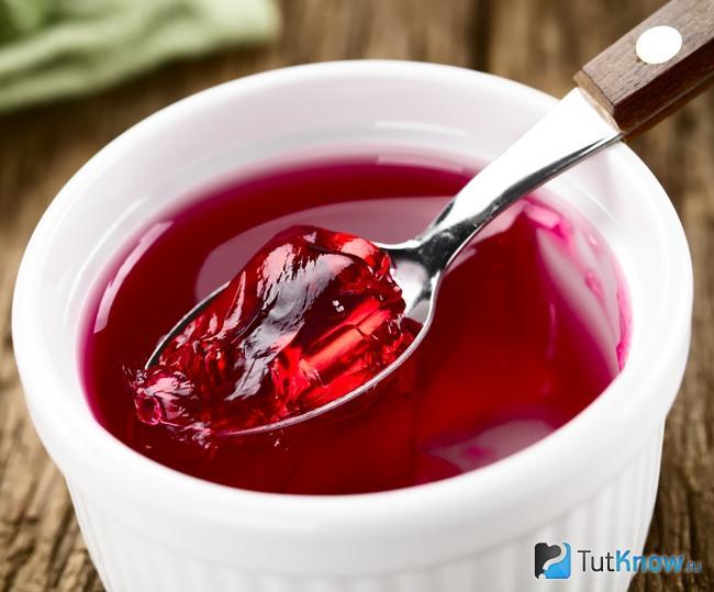 Как приготовить вишневое желе без косточек на зиму