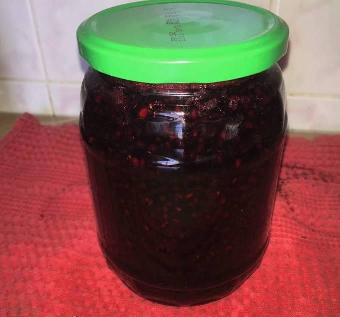 Варенье из ежевики с целыми ягодами густое (4 рецепта) - рецепт с фото пошагово