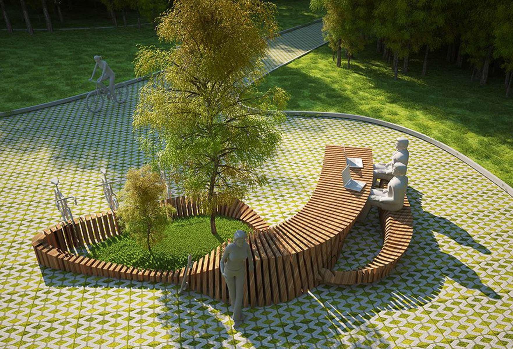 Маф — малые архитектурные формы для современной дачи