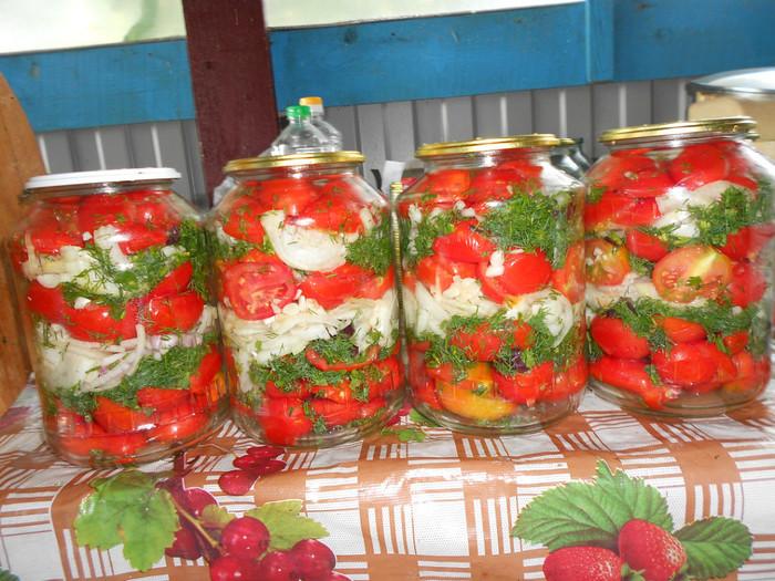 Помидоры армянчики на зиму: рецепт приготовления и 14 лучших способов