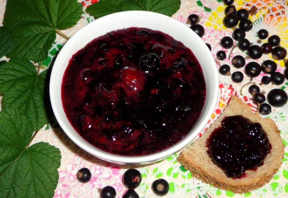 Варенье из черной смородины на зиму: рецепты с фото пошагово
