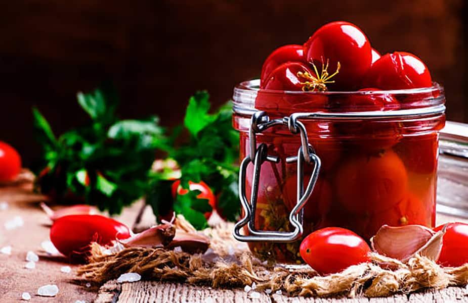 Помидоры с медом на зиму: 10 лучших рецептов маринования с фото и видео