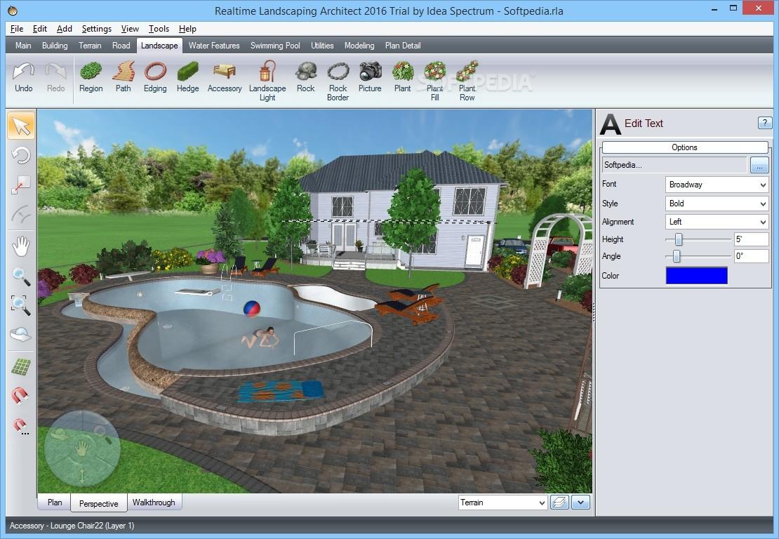 Урок 11 — основные программные настройки realtime landscaping architect   flokus.ru - ландшафтный дизайн
