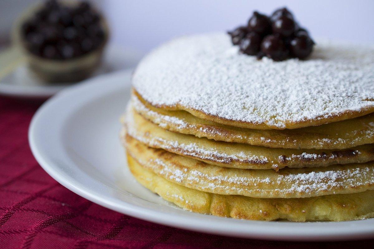 Блинчики по-французски - пошаговый рецепт с фото