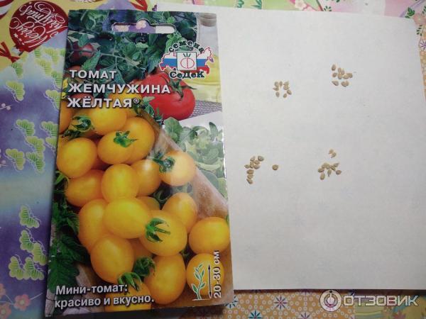 """Томат """"жемчужина жёлтая"""" - бесценный помидор на вашем участке русский фермер"""