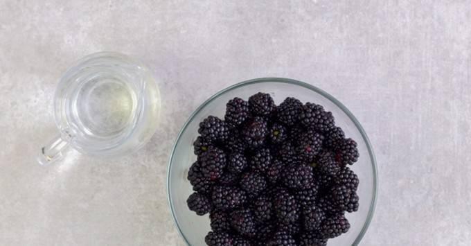20 рецептов заготовок из ежевики— классические и новые