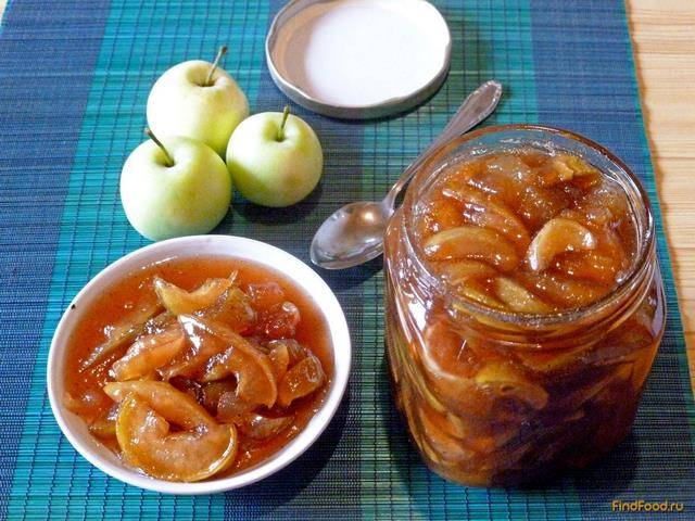 Яблочное варенье - 14 вкусных проверенных рецептов. как приготовить яблочное варенье?