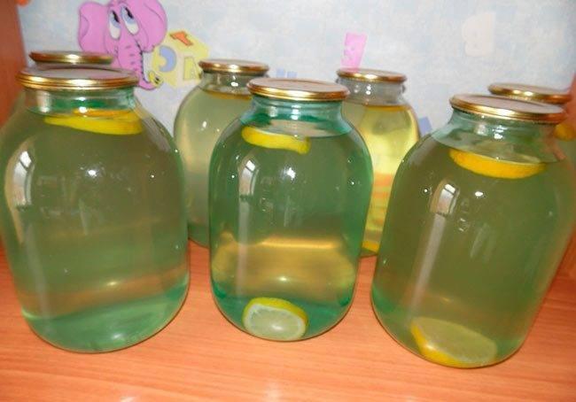 Консервация березового сока в домашних условиях