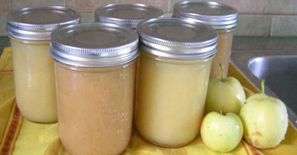 Пюре из антоновки: лучшие рецепты приготовления домашнего яблочного пюре » сусеки