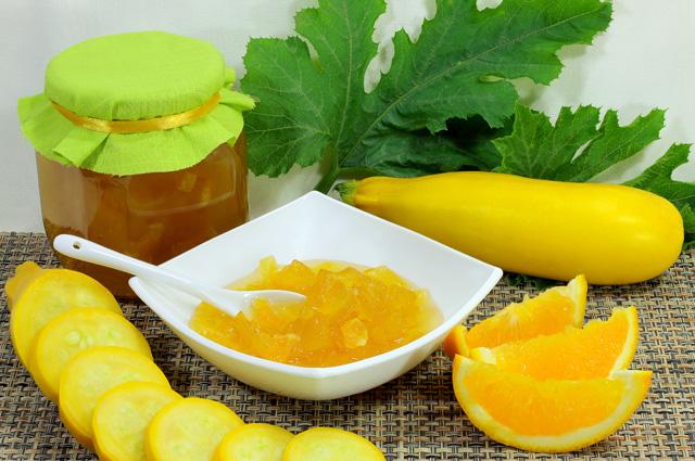 Варенье из кабачков с лимоном и апельсином: 6 лучших пошаговых рецептов, хранение