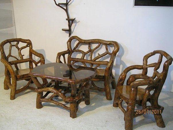 Из чего делают мебель – перечень материалов