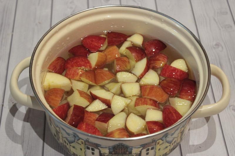 Компот из слив и яблок на зиму, рецепт на 3 литровую банку с фото пошагово – рецепты с фото