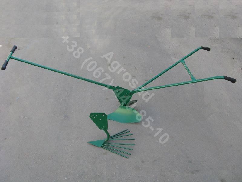 Дисковый окучник своими руками: как его сделать по чертежам из подручных материалов? особенности и размеры самодельных окучников