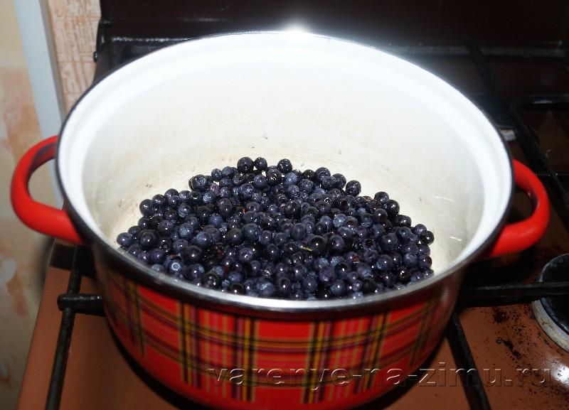Варенье из черники пятиминутка: отличие от обычного варенья, пищевая ценность пятиминутки, рецепты приготовления черники на зиму, как правильно варить