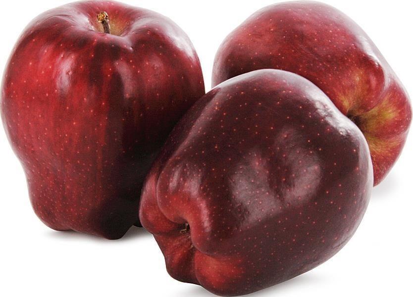 Описание красномякотного сорта яблони ред чиф