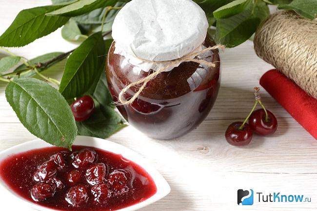 Варенье вишня в шоколаде с какао и коньяком: пошаговый рецепт на зиму с фото