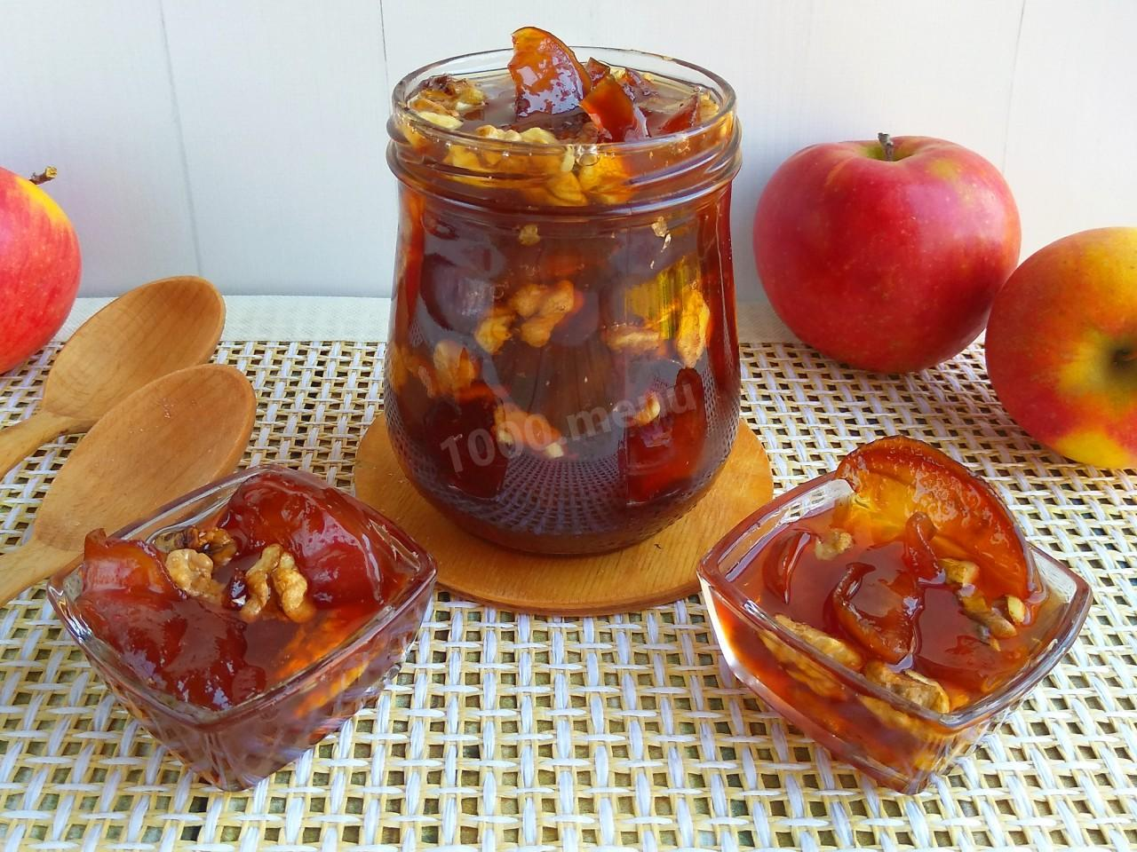Варенье «пятиминутка» из черной смородины, вишни, абрикосов без косточек