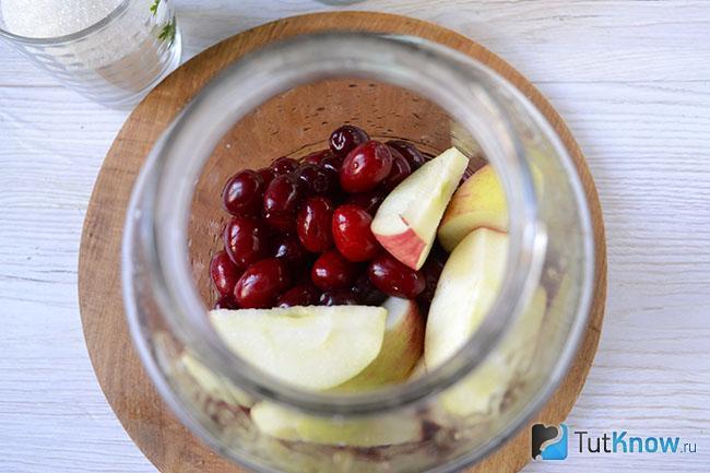 Пошаговый рецепт приготовления компота из кизила на зиму