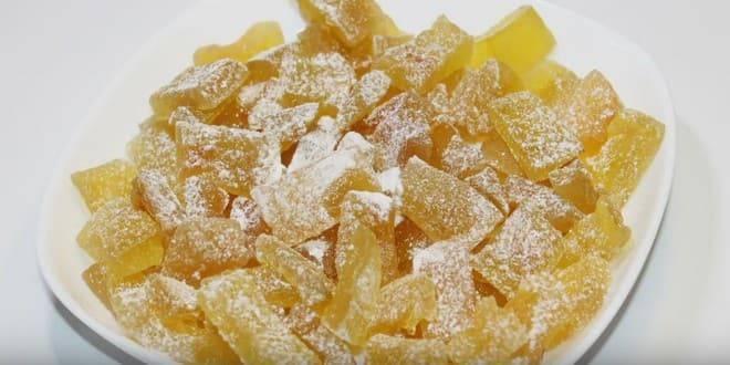 Как приготовить цукаты из арбузных корок: самые простые рецепты