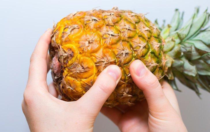 Как выбрать лучший ананас: секреты выбора