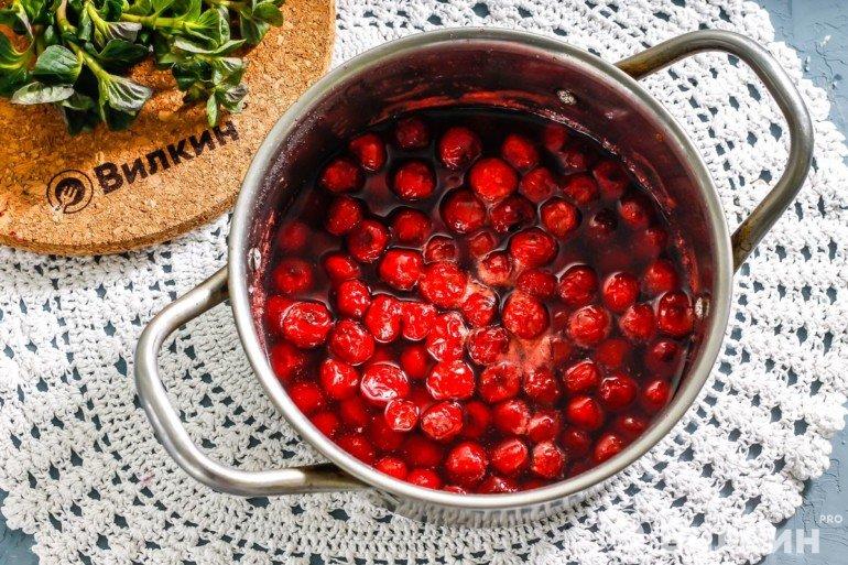 Варенье из черешни - 8 рецептов как приготовить черешневое варенье c косточкой и без