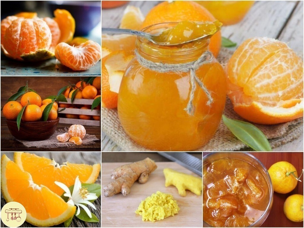 Варенье из мандаринов: вкус и польза в одной ложке