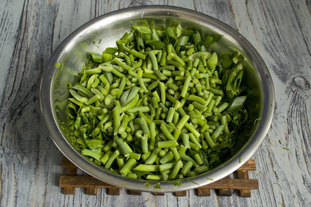Рецепты приготовления чесночных стрелок: готовим необыкновенную вкуснятину
