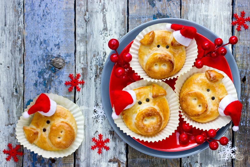ТОП 42 лучших рецептов новогодних десертов на 2020 год