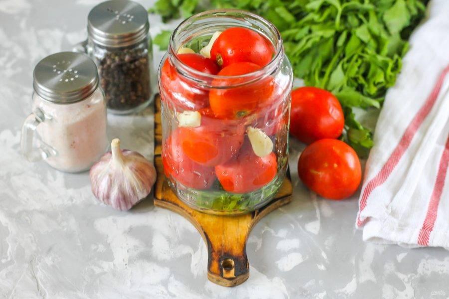 16 лучших рецептов быстрого приготовления маринованных помидоров на зиму