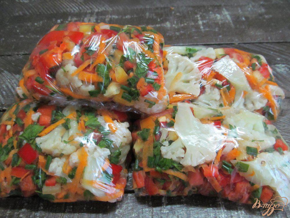 Заморозка цветной капусты на зиму в домашних условиях