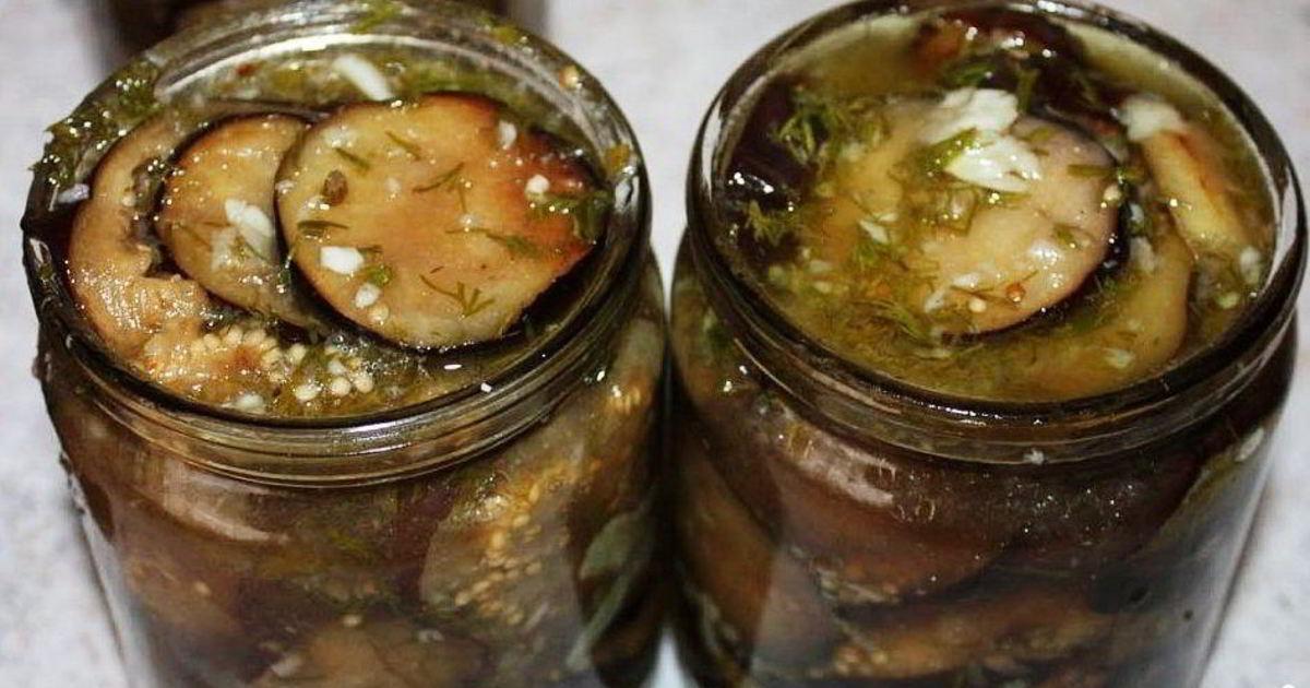 Баклажаны на зиму быстро и вкусно: лучшие рецепты с фото