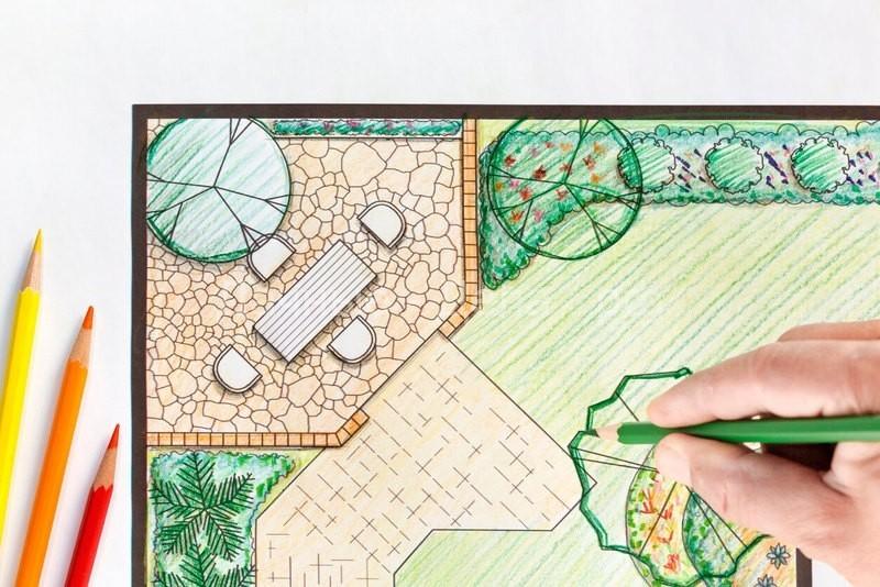 Распространенные ошибки в дизайне сада: связки и границы