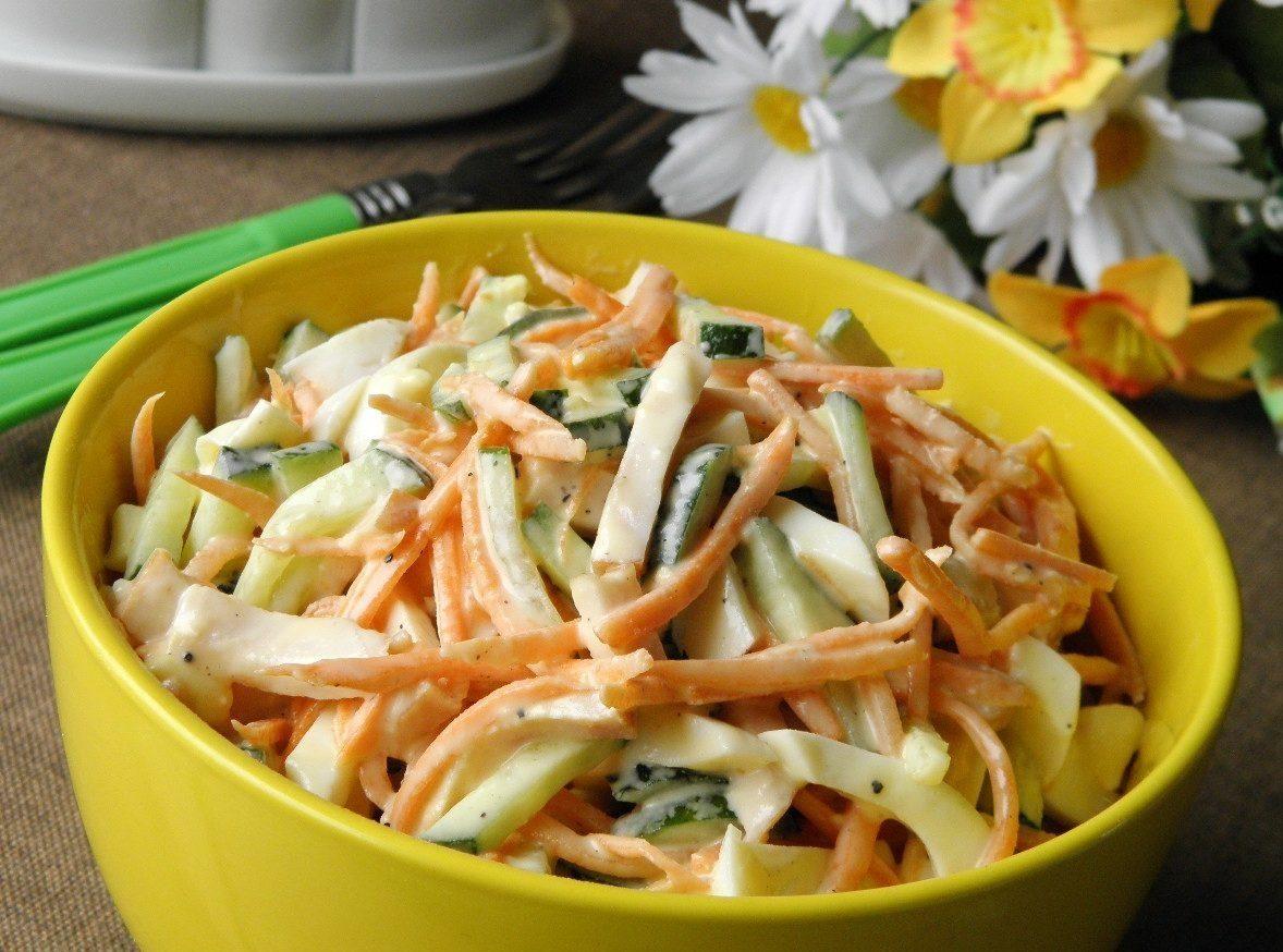 Салат анастасия с корейской морковкой рецепт с фото пошагово и видео - 1000.menu