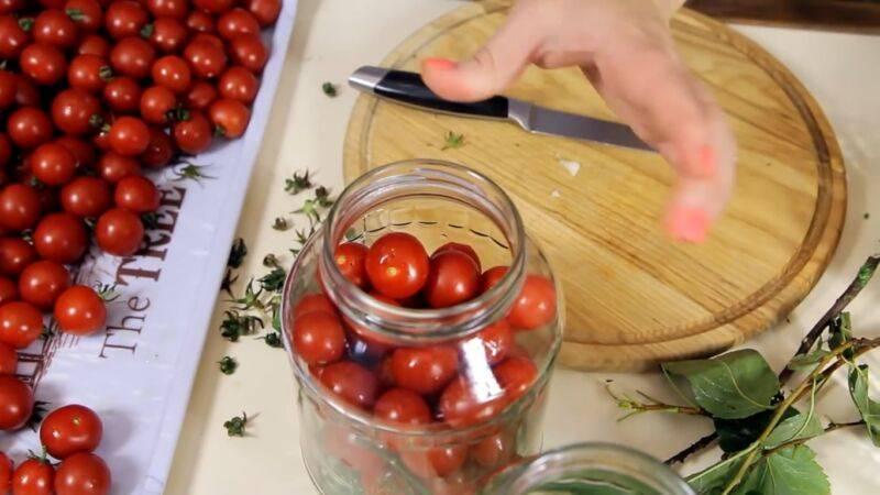 Через сколько можно есть помидоры после засолки - ogorod.guru