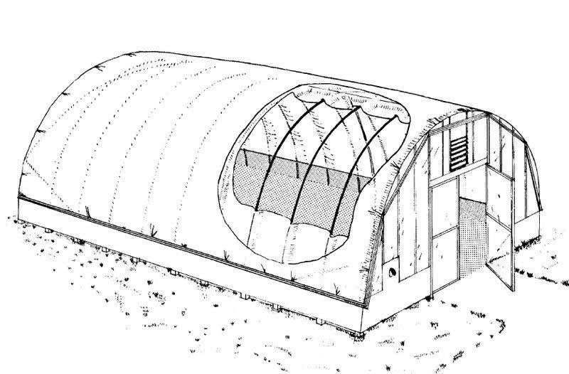 Теплица-термос (66 фото): подземные парники для выращивания овощей круглый год, заглубленная в земле конструкция для круглогодичного использования