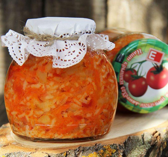 Овощной салат с рисом на зиму - универсальная закуска для домочадцев и гостей: рецепты с фото и видео
