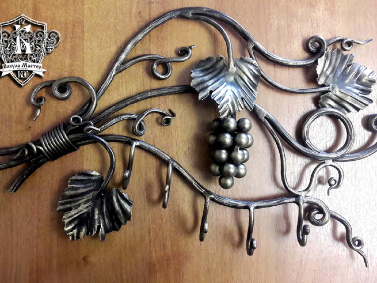 Кованые калитки: красивые идеи оформления