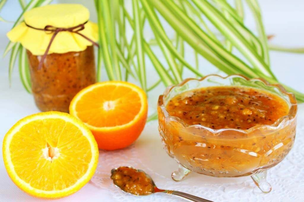 Варенье из апельсиновых корок пошаговый рецепт