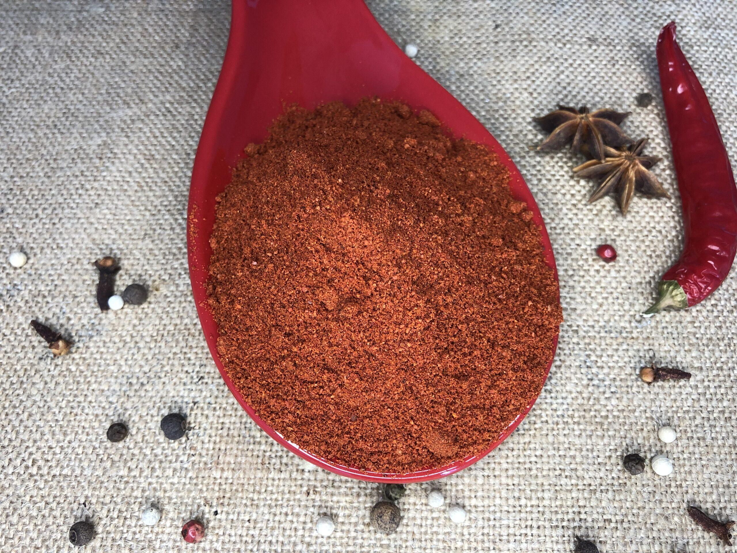 Паприка сушеная — калорийность, польза и вред