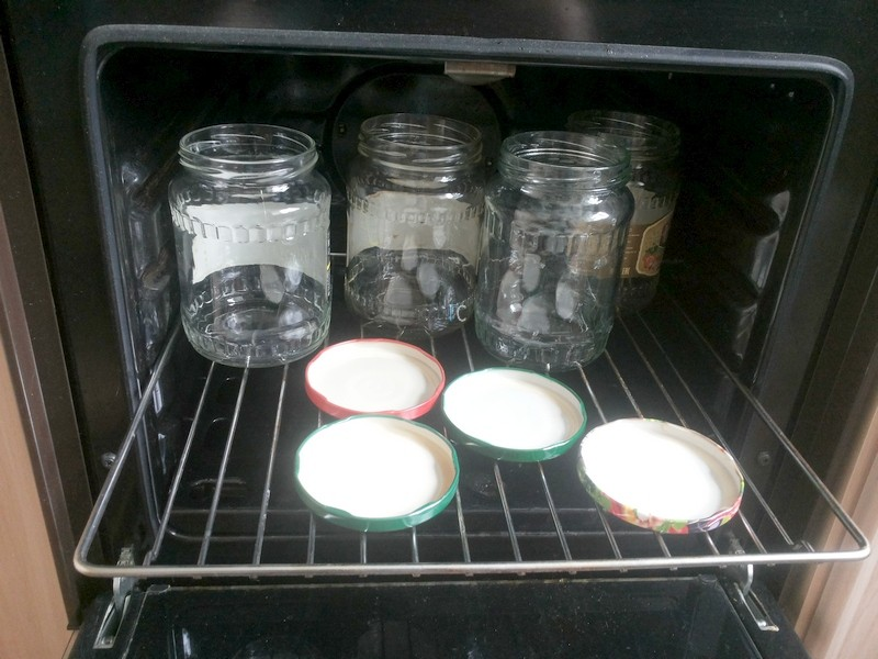 Стерилизация банок: как стерелизовать банки для заготовок на зиму