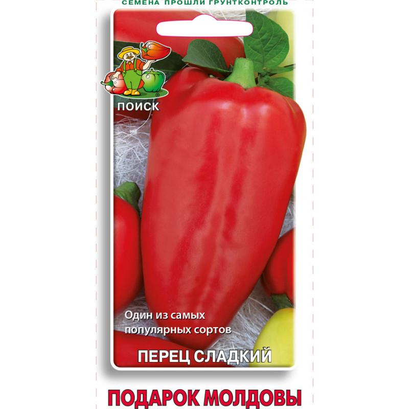 Сорт перца подарок молдовы — описание и советы по выращиванию