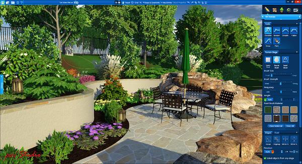 Expert landscape design. визуальная среда | дачная жизнь